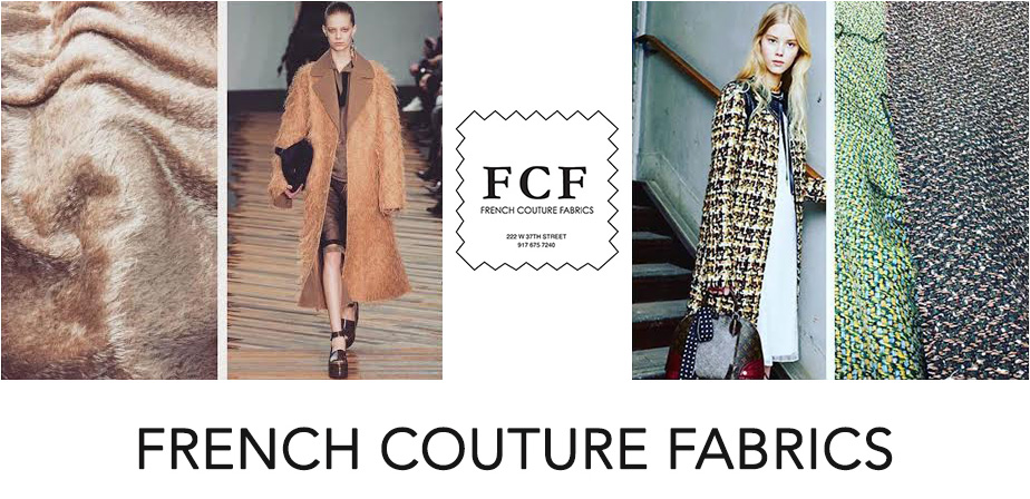 FRENCH COUTURE FABRICS